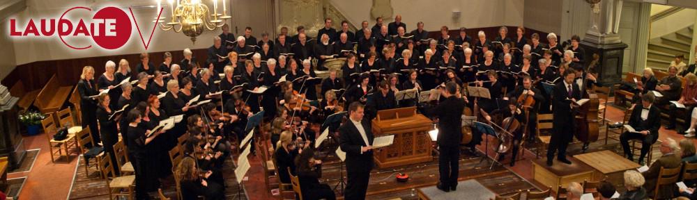 Christelijke Oratoriumvereniging Laudate